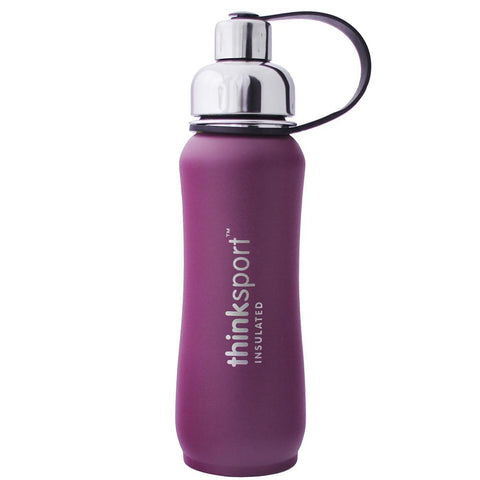 Botella ThinkSport Térmica 500 ml Morada