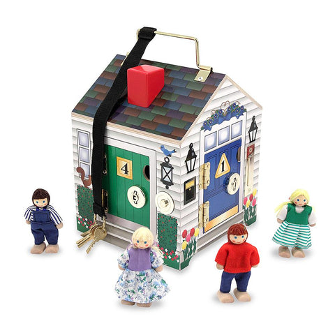 Doorbell House Melissa & Doug