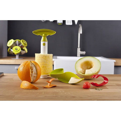 Set 3 Cortadores de Fruta Tomorrow's Kitchen I TOMORROW'S KITCHEN