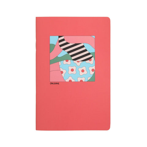 Pack de 3 Libretas Chicas Ilustradas - ONLY JOKE