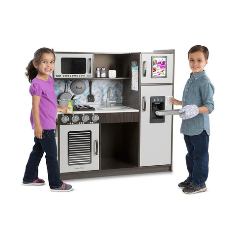 Cocina Grande Charcoal Melissa and Doug