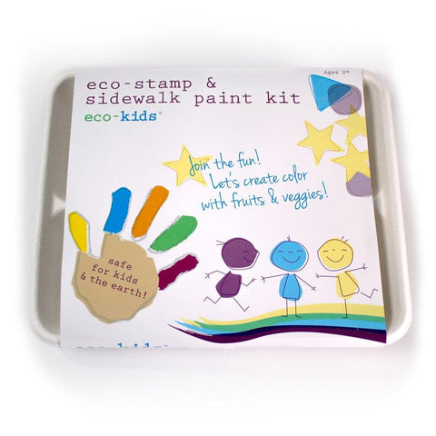 Set de ECO Stamps ECOKIDS- Depto51