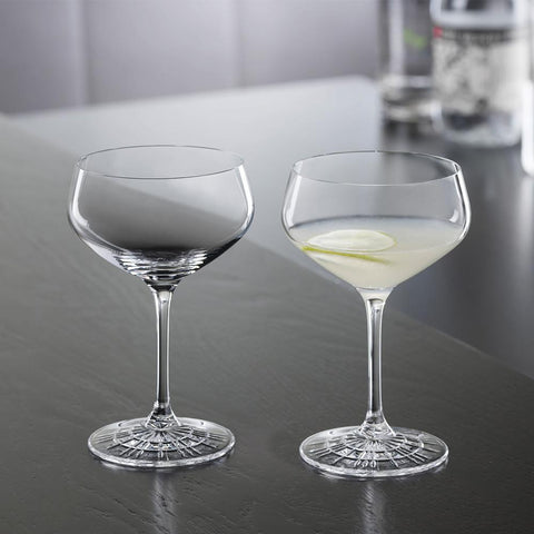 Set de 4 Vasos Cristal Perfect Serve Coupette I SPIEGELAU