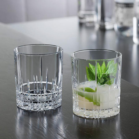 Set de 4 Vasos Cristal Perfect Serve D.O.F. SPIEGELAU- Depto51