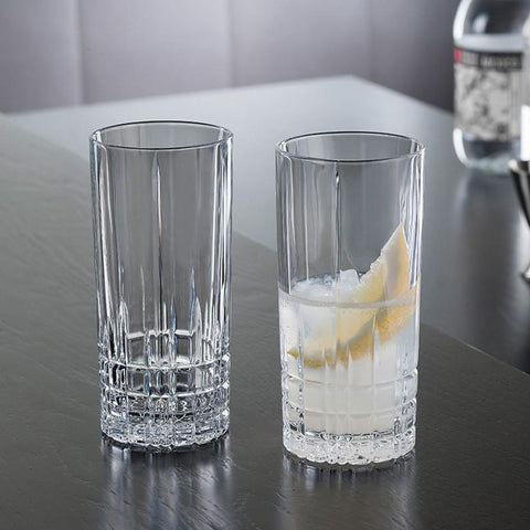 Set de 4 Vasos Cristal Perfect Serve Longdrink SPIEGELAU- Depto51