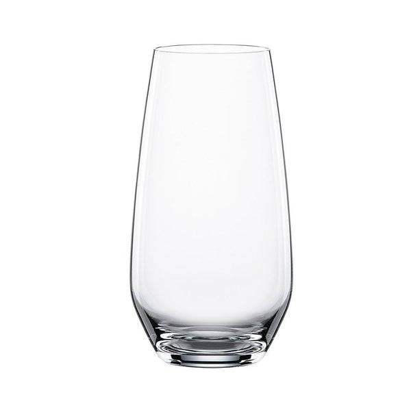 Set de 6 Vasos Largos Cristal Authentis Casual
