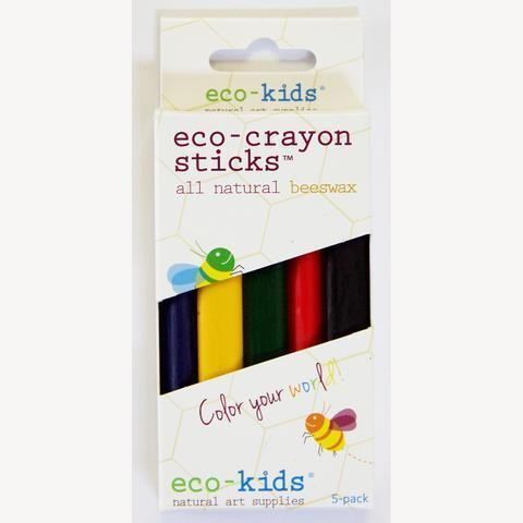 Eco-Crayones Lapices (pack de 5 unds)