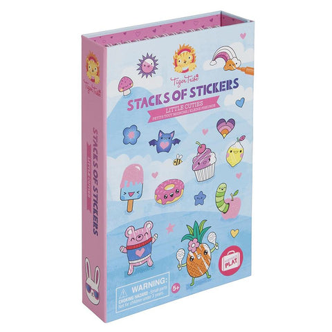Set de Stickers Figuras Tiernas