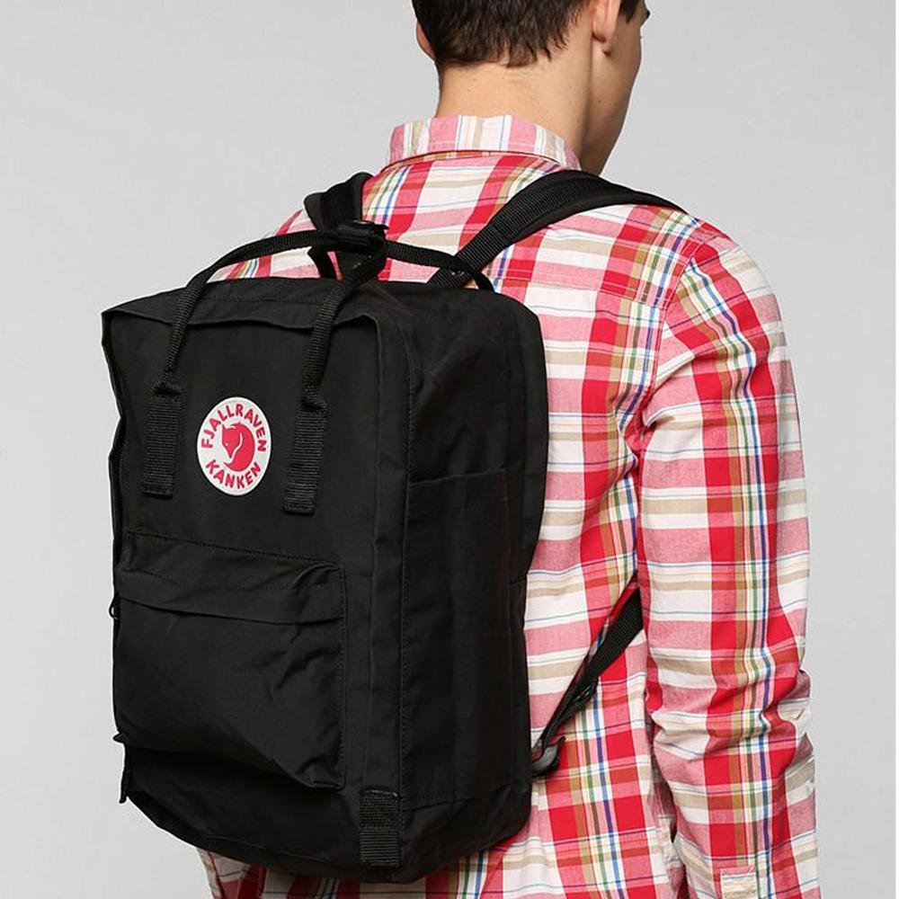 "Mochila Kanken Laptop 15"" Black KANKEN- Depto51"