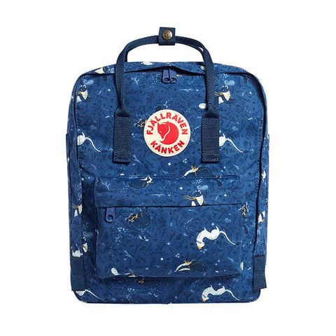 Mochila Kanken Mini Art Blue Fable KANKEN- Depto51