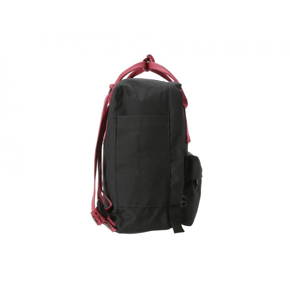 Mochila Kanken Mini Black - Ox Red KANKEN- Depto51