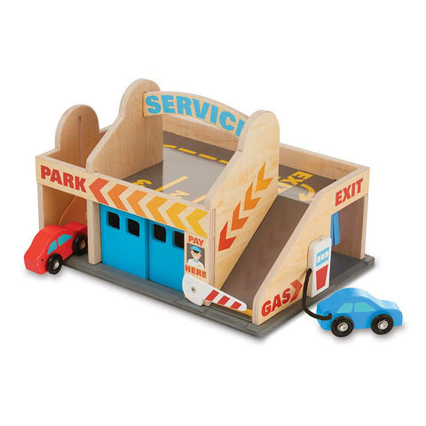 Estación de Servicio Melissa and Doug