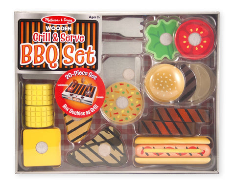 Set de Parilla Melissa and Doug