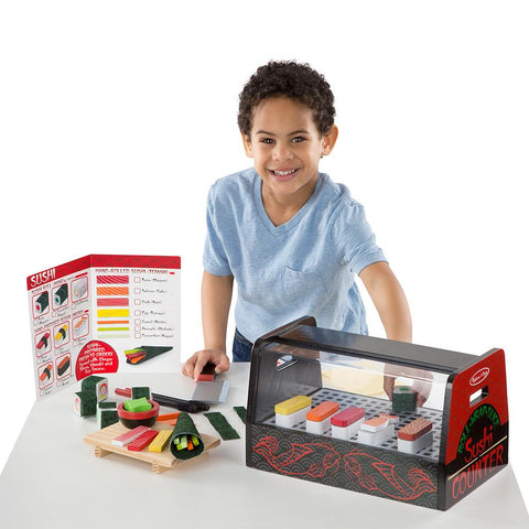 Set de Sushi Melissa and Doug - MELISSA & DOUG