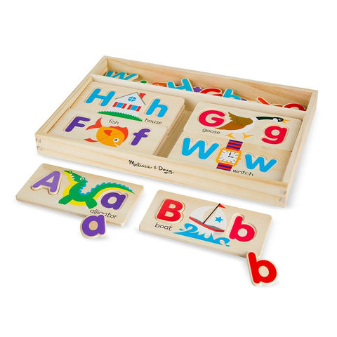 ABC Cuadros Melissa and Doug