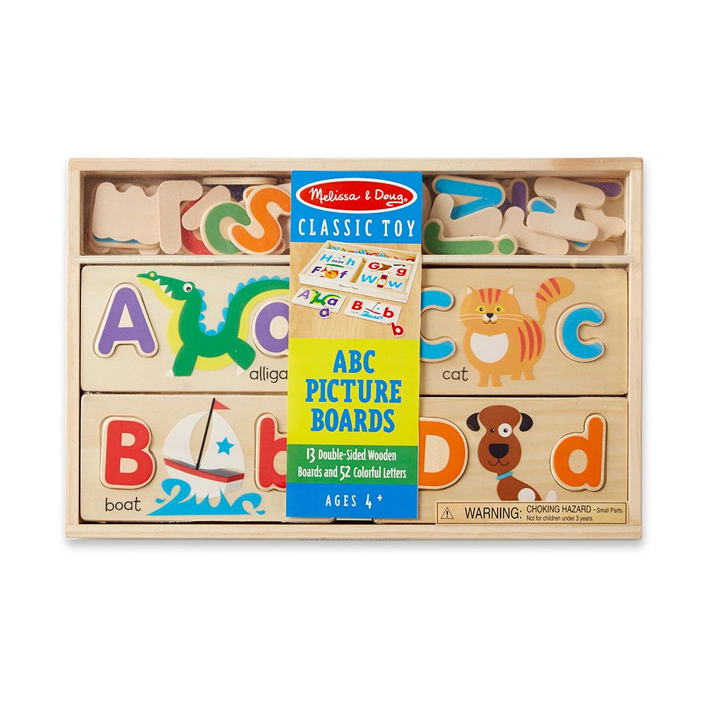 ABC Cuadros Melissa and Doug MELISSA & DOUG- Depto51