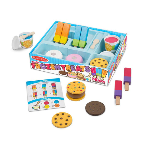 Set Dulces Congelados Melissa and Doug