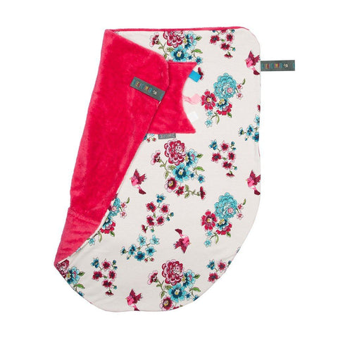 Manta Cheeky Blanket Anna Floral I CHEEKY CHOMPERS
