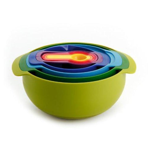 Set Bowl Nest 9 Plus I JOSEPH JOSEPH