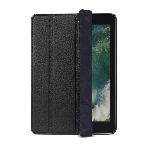 "Funda de Cuero iPad 9,7"" Negra Decoded I DECODED"