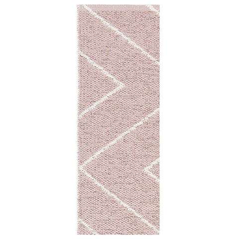 Alfombra Exterior/Interior Rita Dusty Rose