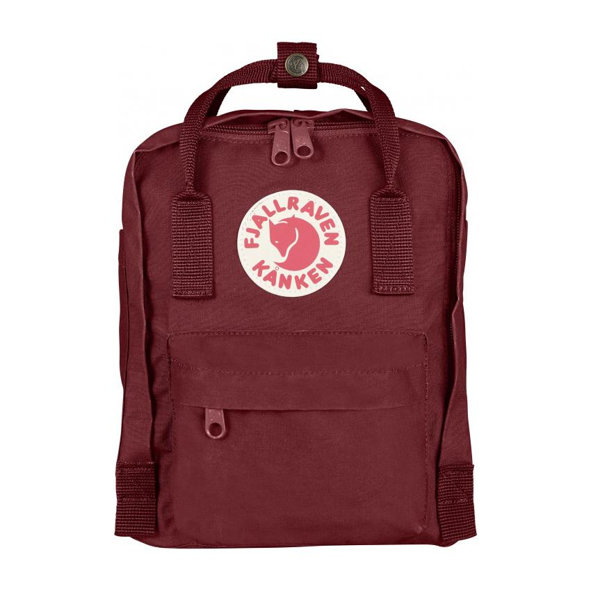 Mochila Kanken Mini Ox Red KANKEN- Depto51