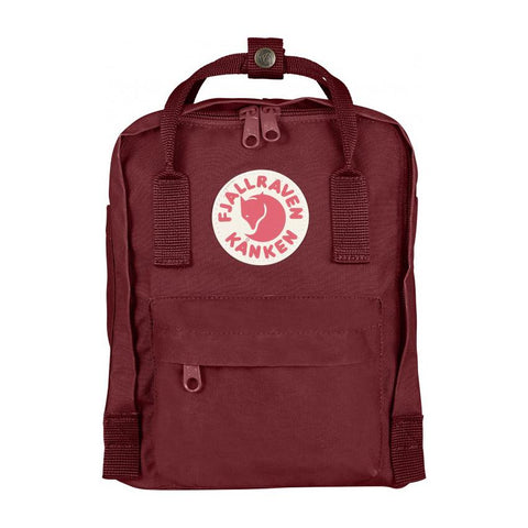 Mochila Kanken Mini Ox Red - KANKEN