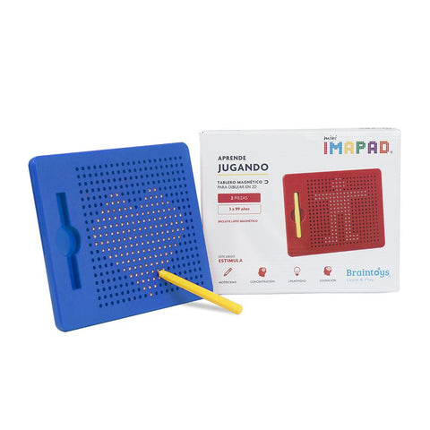 Imapad mini Azul - BRAINTOYS