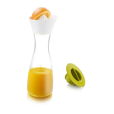 Jarra con Exprimidor 'Citrus Carafe' Tomorrow's Kitchen JARROS TOMORROW'S KITCHEN