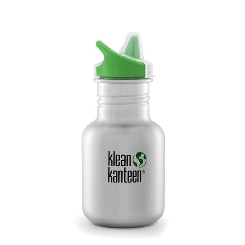 Botella Niños 355ml Brushed I KLEAN KANTEEN