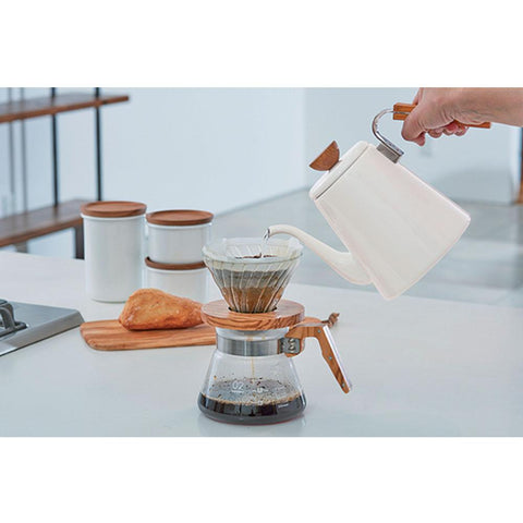 Infusor de Café Glass Dripper Hario