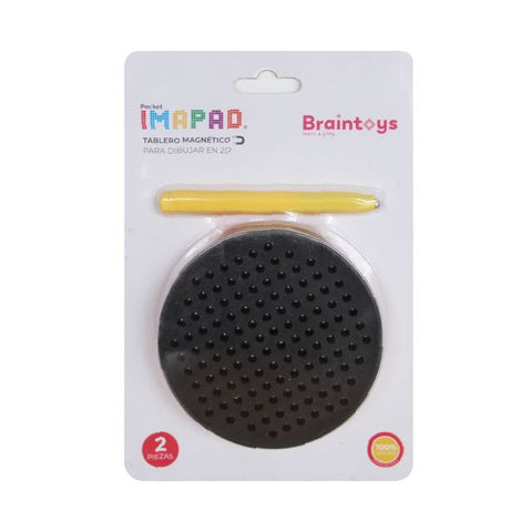 Pocket Imapad Negro BRAINTOYS- Depto51