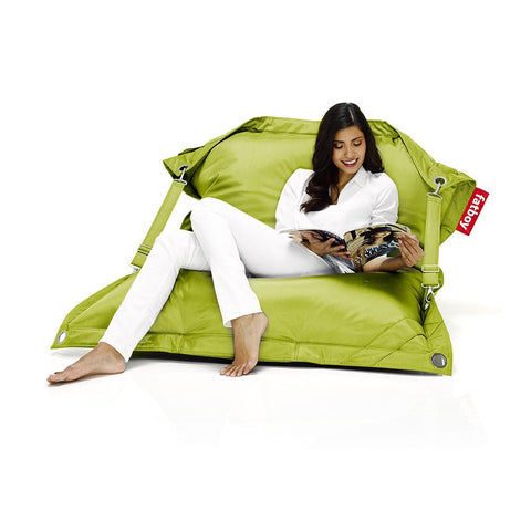 Pouf Fatboy Buggle-up Lime green I FATBOY