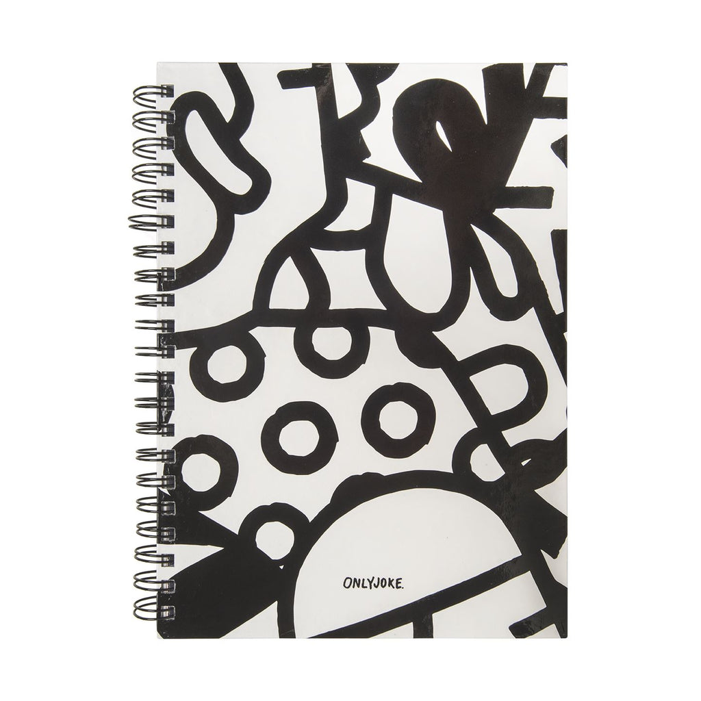 Cuaderno Tapa Dura Couple ONLY JOKE- Depto51