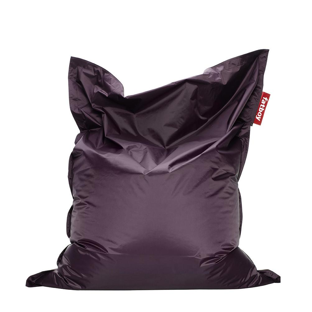 Pouf Fatboy The Original Dark Purple FATBOY- Depto51
