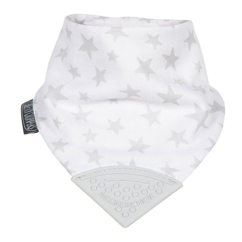 Babero Muselina Neckerchew Silver Stars CHEEKY CHOMPERS- Depto51