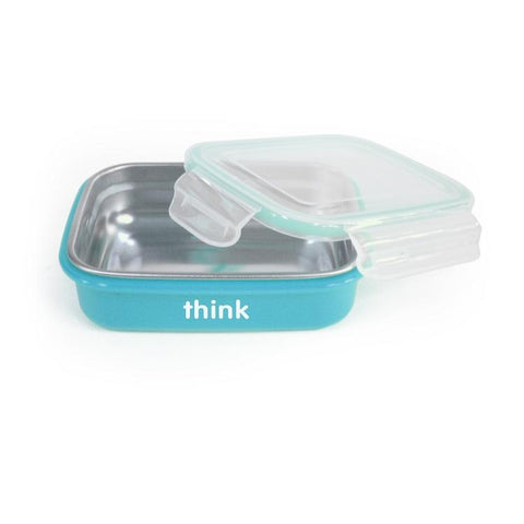 Contenedor Hermético Bento Box-ThinkBaby Azul THINKBABY- Depto51