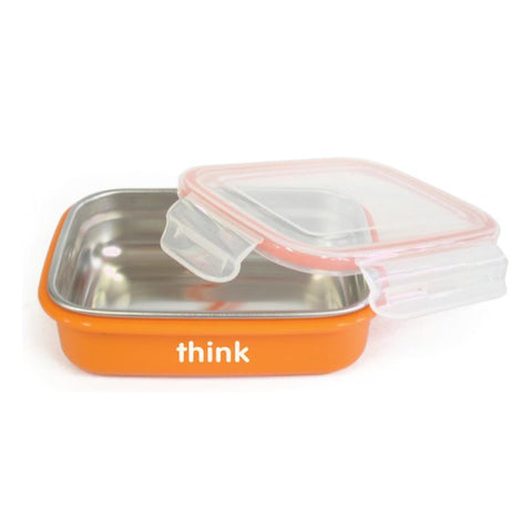Contenedor Hermético Bento Box-ThinkBaby Naranjo THINKBABY- Depto51