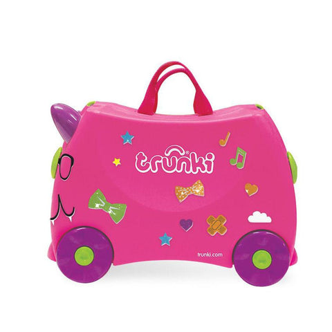 Pack de Stickers para Personalizar tu Maleta Trunki Faces