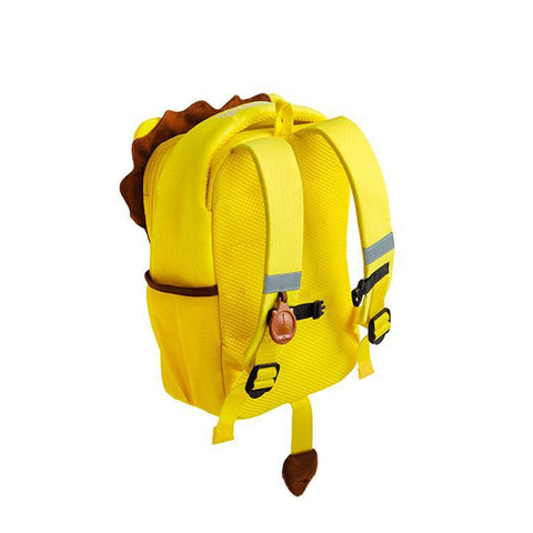 Mochila para Niños Toddlepak Backpack Leeroy Lion Yellow
