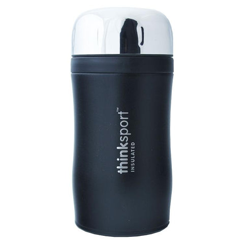 Contenedor Térmico de Alimentos GO4TH 500 ml Negro THINKSPORT- Depto51