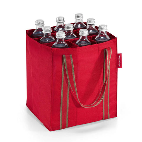 Bolsa para Botellas Bottlebag Red REISENTHEL- Depto51