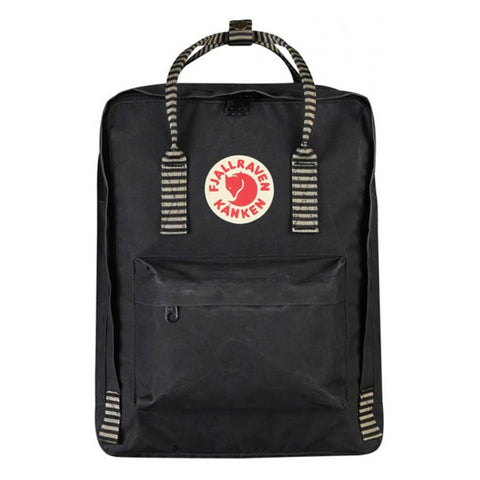 Mochila Kanken Classic Black-Striped KANKEN- Depto51