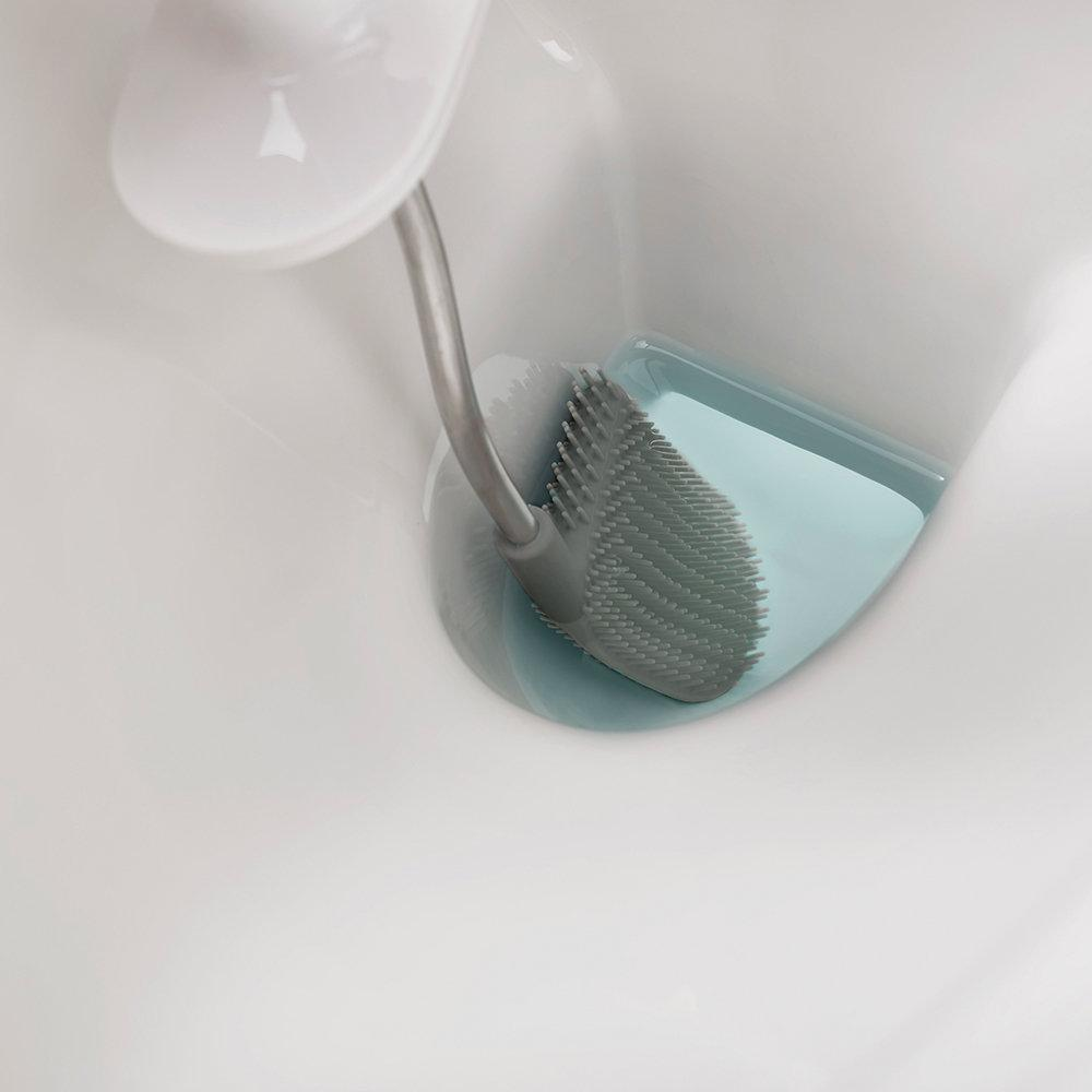 Cepillo WC Flex Acero Inoxidable JOSEPH JOSEPH- Depto51