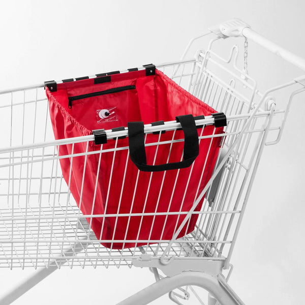 Bolsa Carro Supermercado Easyshoppingbag Red