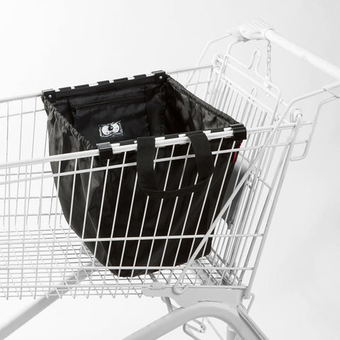 Bolsa Carro Supermercado Easyshoppingbag Black REISENTHEL- Depto51