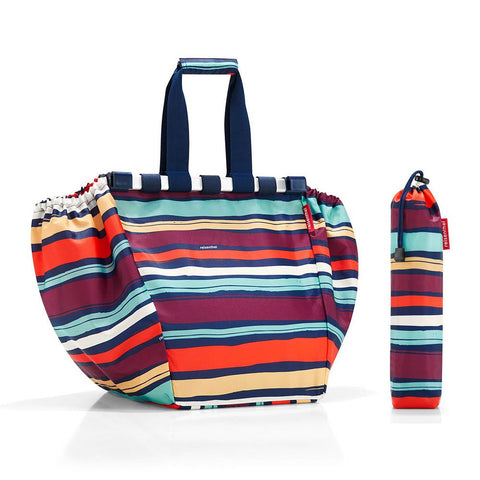 Bolsa Easyshoppingbag Artist Stripes I REISENTHEL