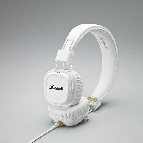 Audífonos On-Ear Marshall Major II Blanco I MARSHALL
