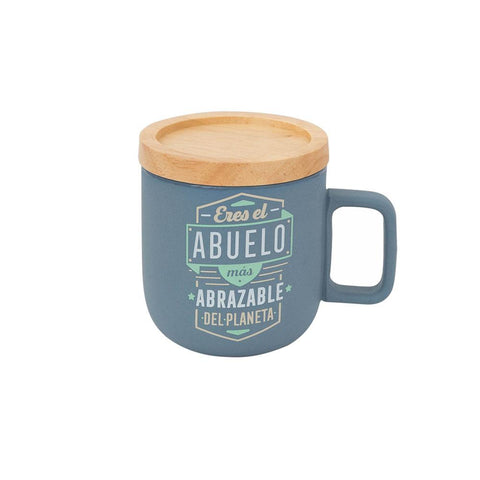 Taza - Eres el abuelo más abrazable del planeta Mr. Wonderful I MR.WONDERFUL