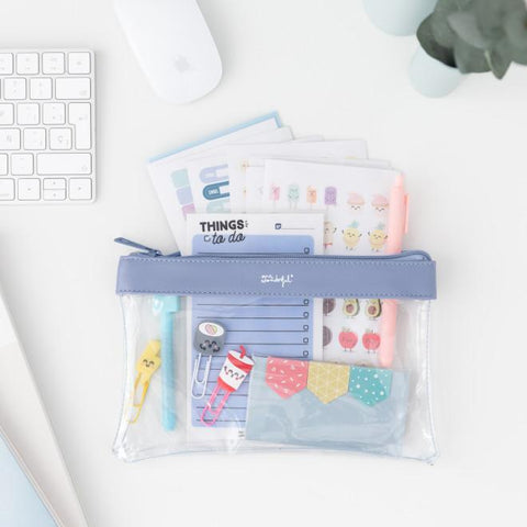 Kit Mr. Wonderful para Personalizar y Alegrar tu agenda